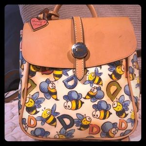Dooney and Bourke Bumble Bee Backpack